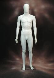 WHITE MALE DUMMY WITH HEAD HEAVY