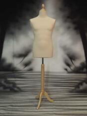 TAILORED BUST TYPE MAN BASE TRIPOD